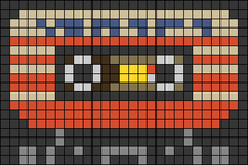 Alpha pattern #77085