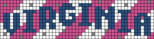 Alpha pattern #77094