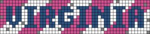 Alpha pattern #77095