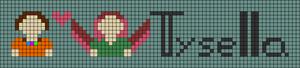 Alpha pattern #77111