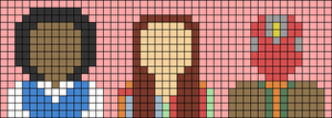 Alpha pattern #77114