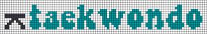 Alpha pattern #77134