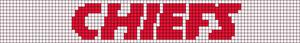 Alpha pattern #77154