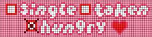 Alpha pattern #77163