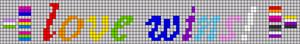 Alpha pattern #77169