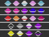 Alpha pattern #77174