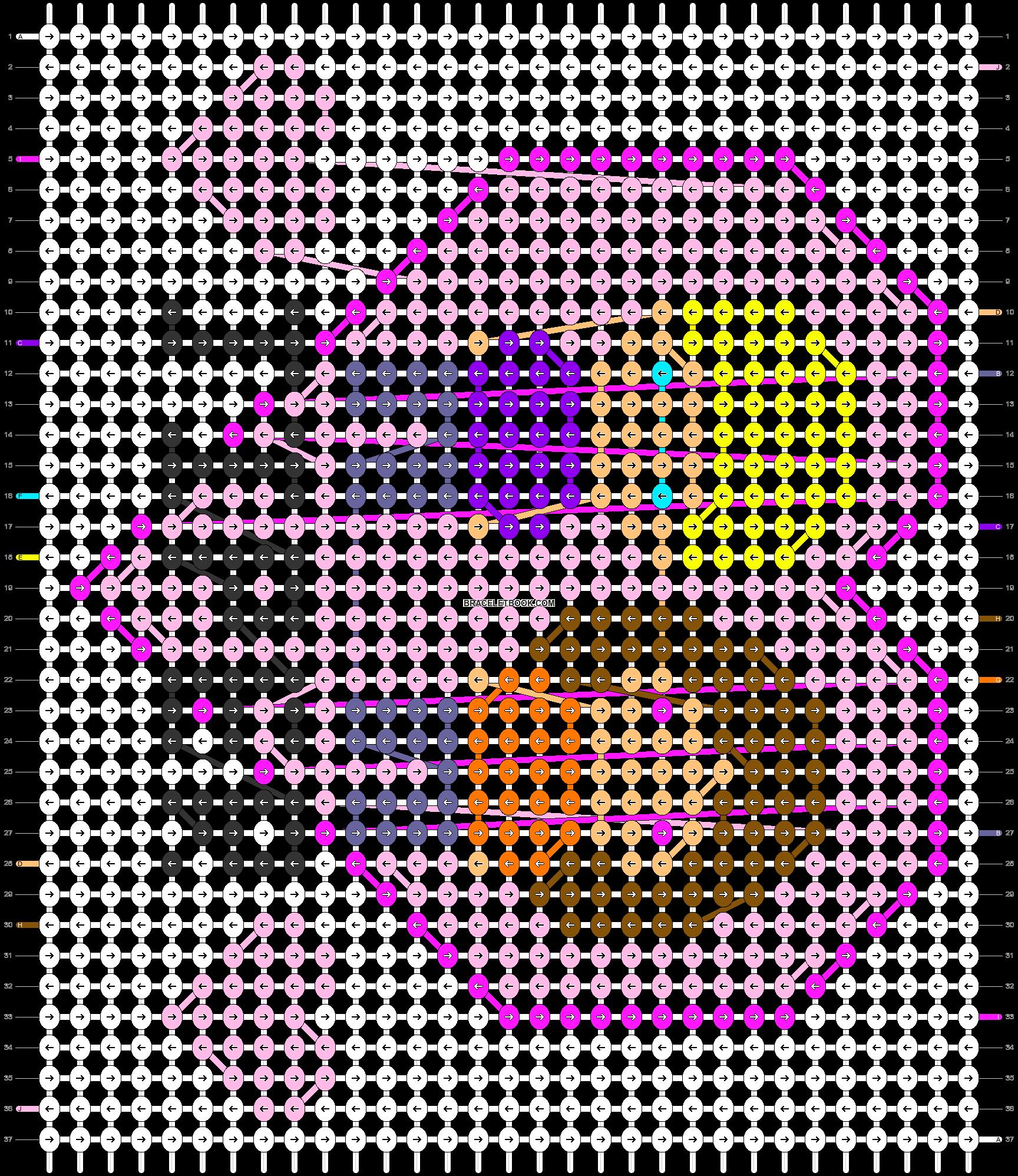 Alpha pattern #77178 pattern