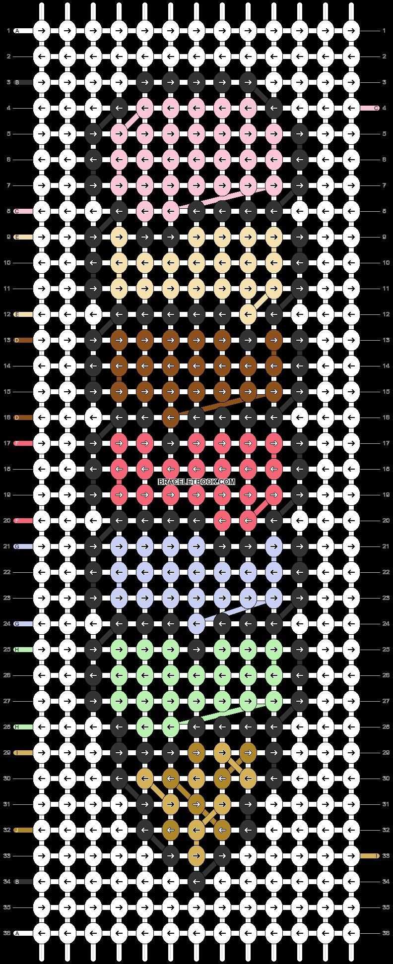 Alpha pattern #77181 pattern