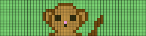 Alpha pattern #77220