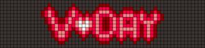 Alpha pattern #77249