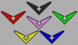 Alpha pattern #77272