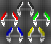 Alpha pattern #77282