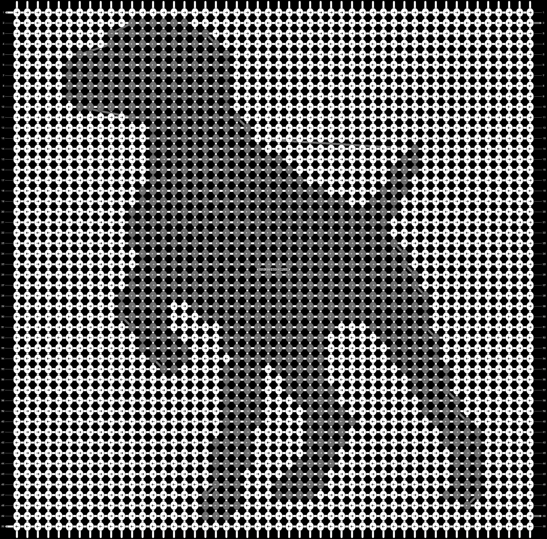 Alpha pattern #77301 pattern