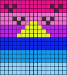 Alpha pattern #77308