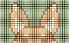 Alpha pattern #77311