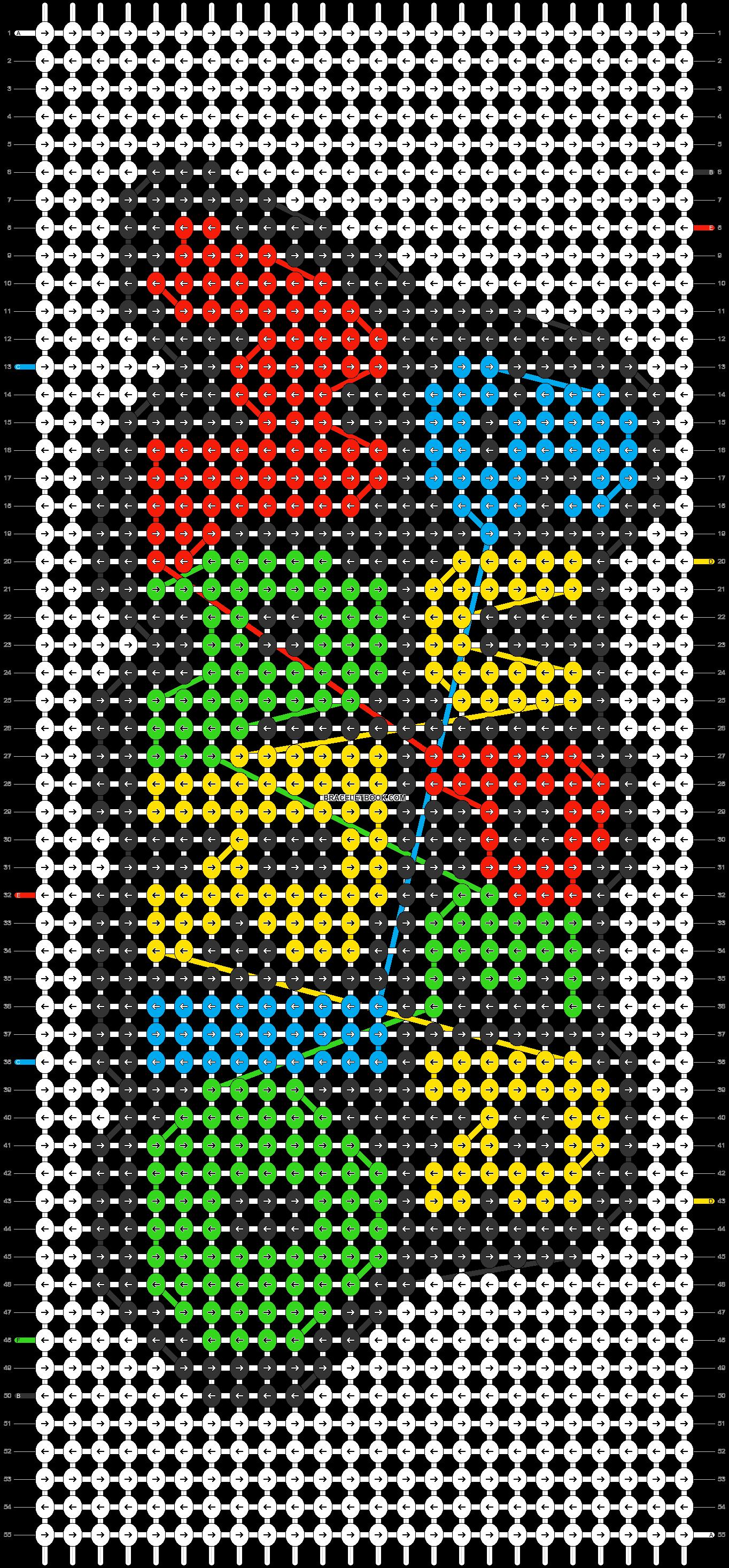 Alpha pattern #77315 pattern