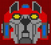 Alpha pattern #77340