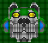 Alpha pattern #77341