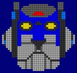 Alpha pattern #77342