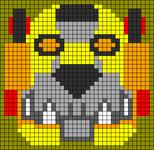 Alpha pattern #77343