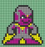 Alpha pattern #77355