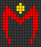 Alpha pattern #77356