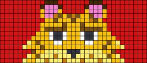 Alpha pattern #77358