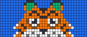 Alpha pattern #77381