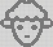 Alpha pattern #77405