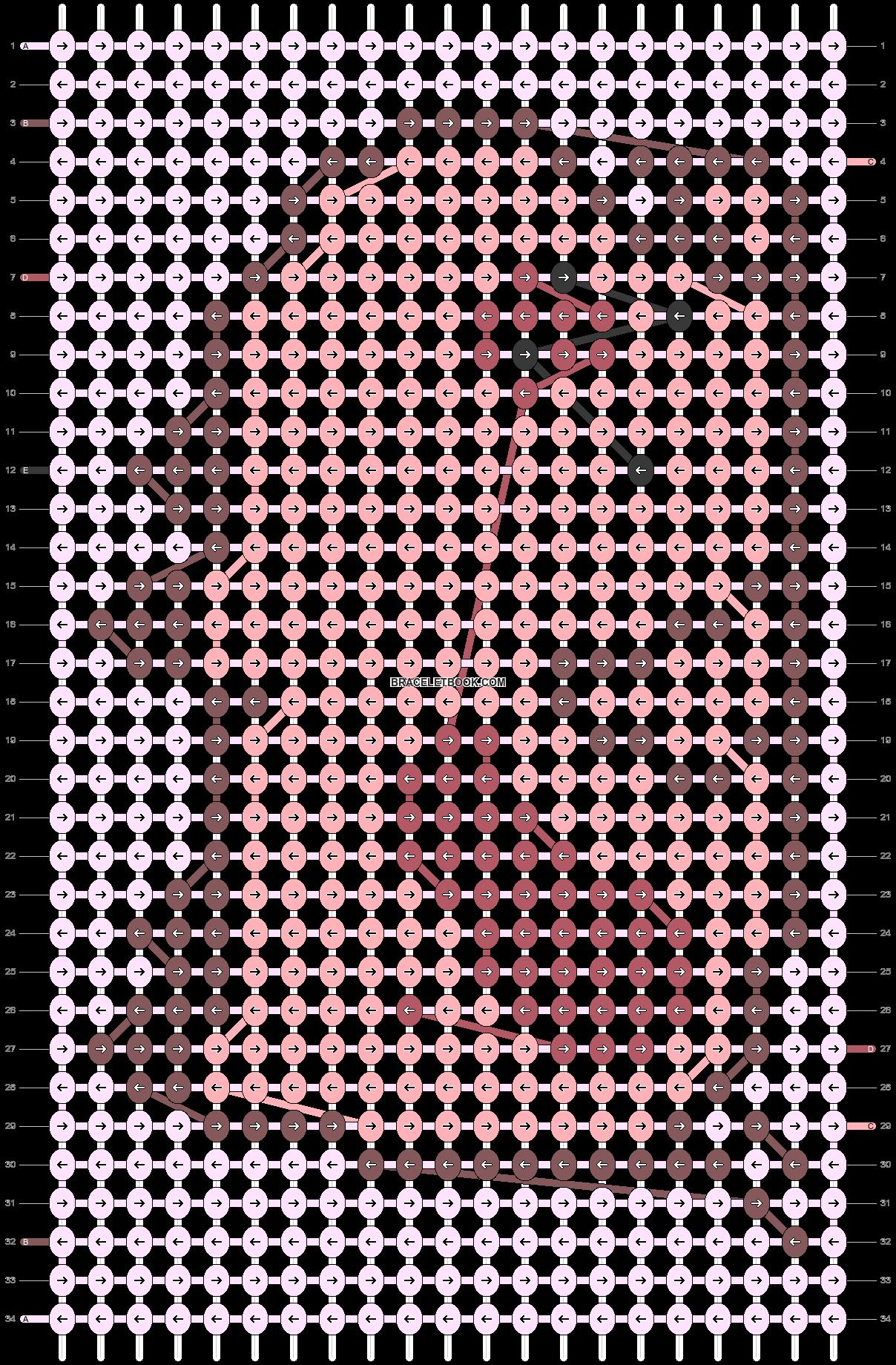 Alpha pattern #77406 pattern