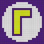 Alpha pattern #77408
