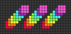 Alpha pattern #77414
