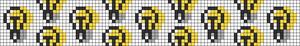 Alpha pattern #77415