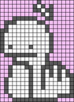 Alpha pattern #77416