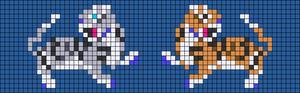 Alpha pattern #77437