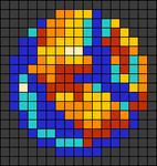 Alpha pattern #77442