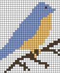 Alpha pattern #77452