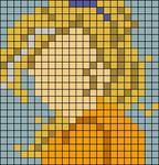 Alpha pattern #77455