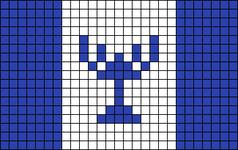 Alpha pattern #77459
