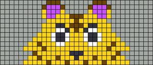 Alpha pattern #77461