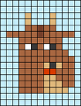 Alpha pattern #77464