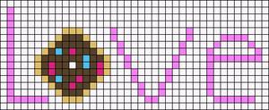 Alpha pattern #77466