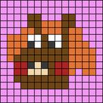 Alpha pattern #77468