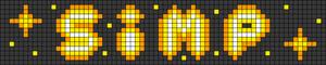 Alpha pattern #77529