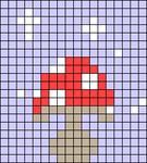 Alpha pattern #77533