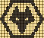 Alpha pattern #77542