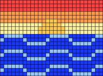 Alpha pattern #77545