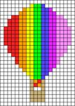 Alpha pattern #77557