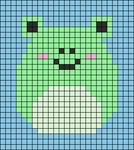 Alpha pattern #77560