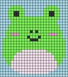 Alpha pattern #77563